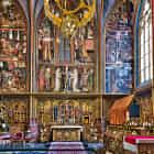 Prague St.Vitus Cathedral St.Wenceslas Chapel