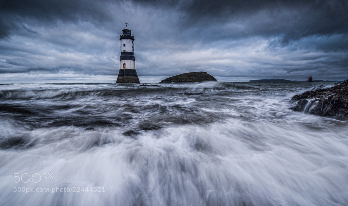 Photograph Black Point, Penmon by WilsonAxpe /  Scott Wilson on 500px