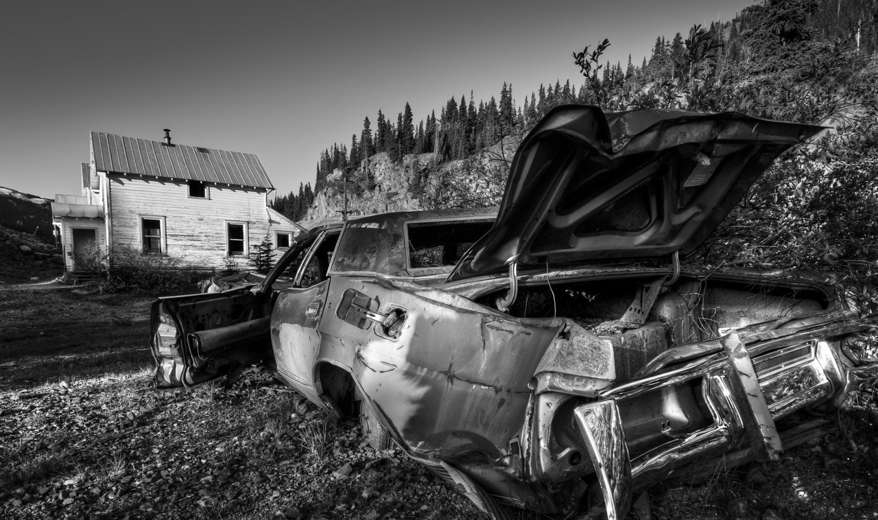 Photograph Days Gone By by Greg Padgett on 500px