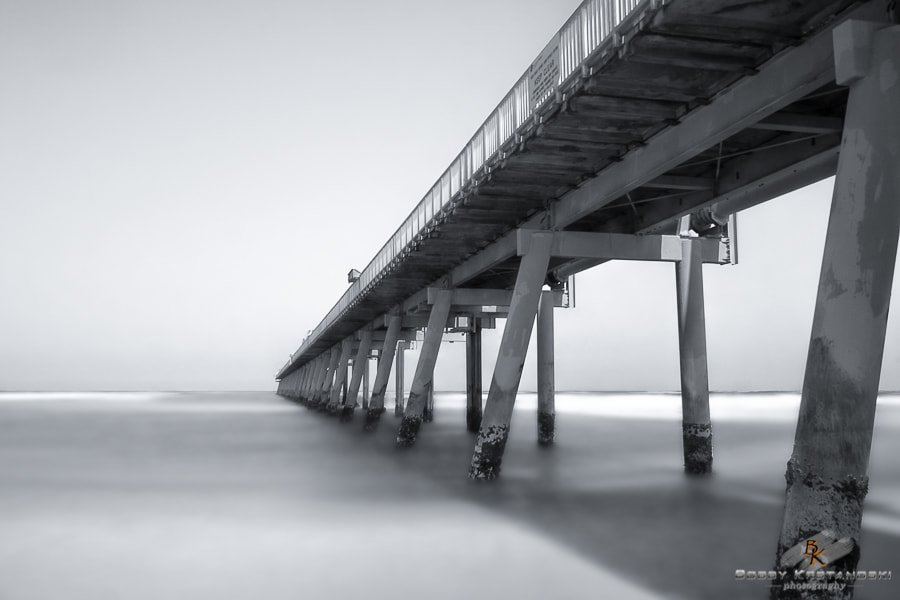Photograph Spit Jetty by Bobby Krstanoski on 500px