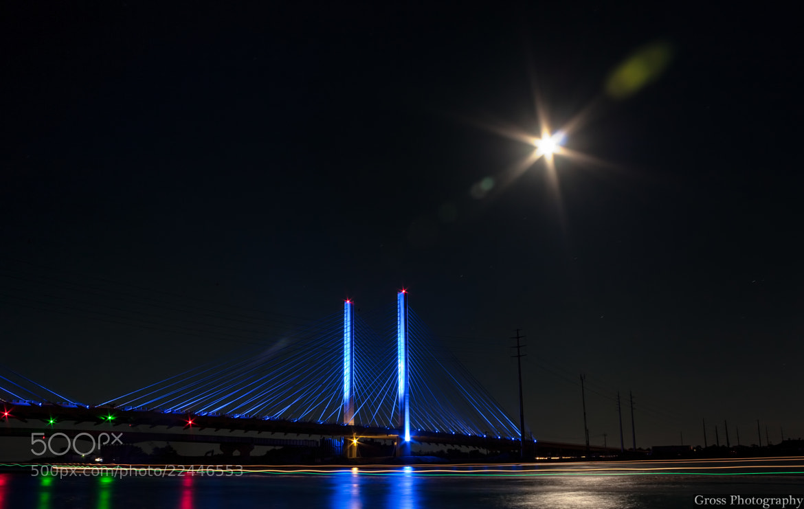 Photograph Indian River Inlet Bridge by Rudy Rudolph on 500px