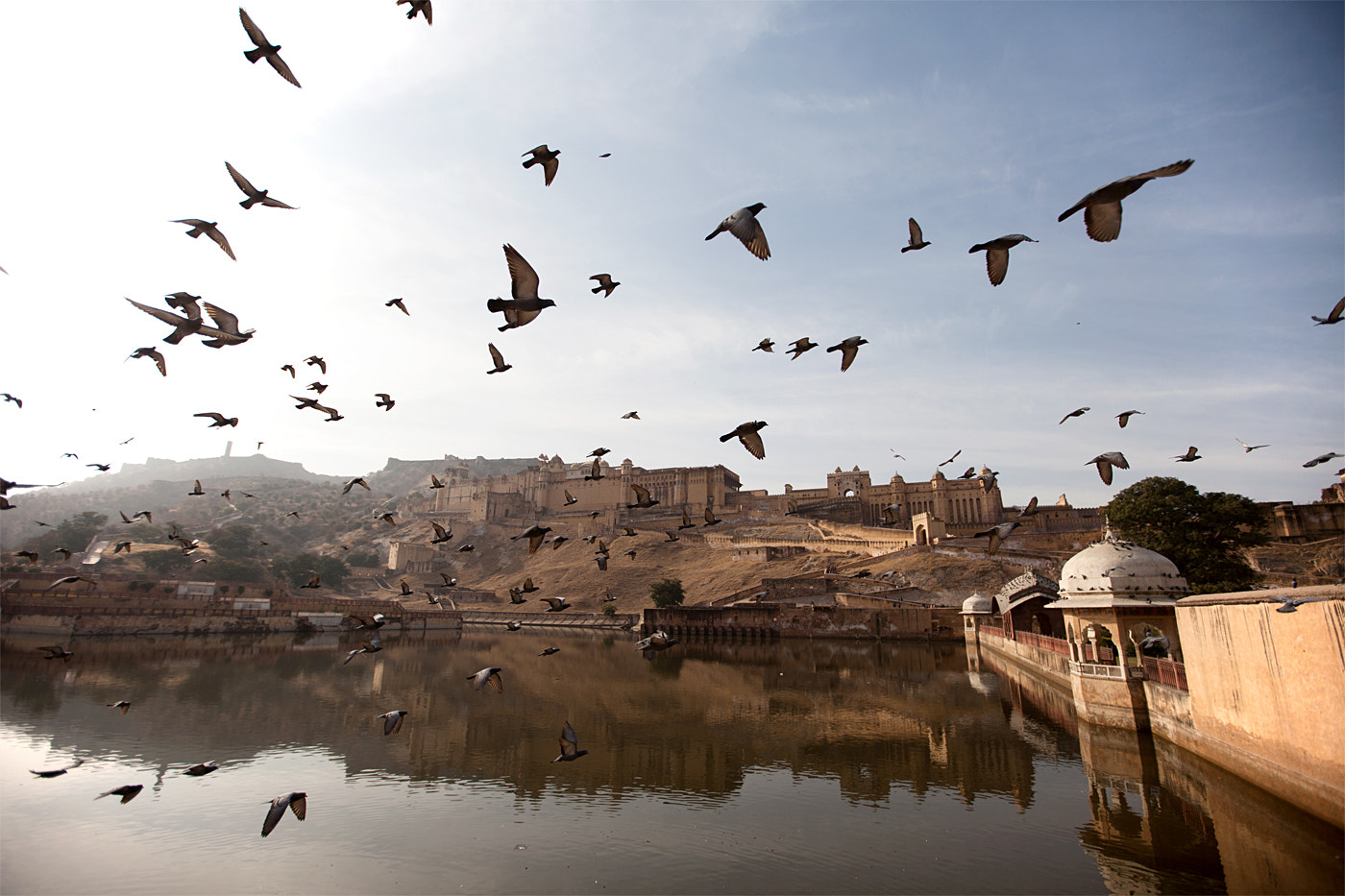 Photograph Amber Fort by Carl Suurmond on 500px
