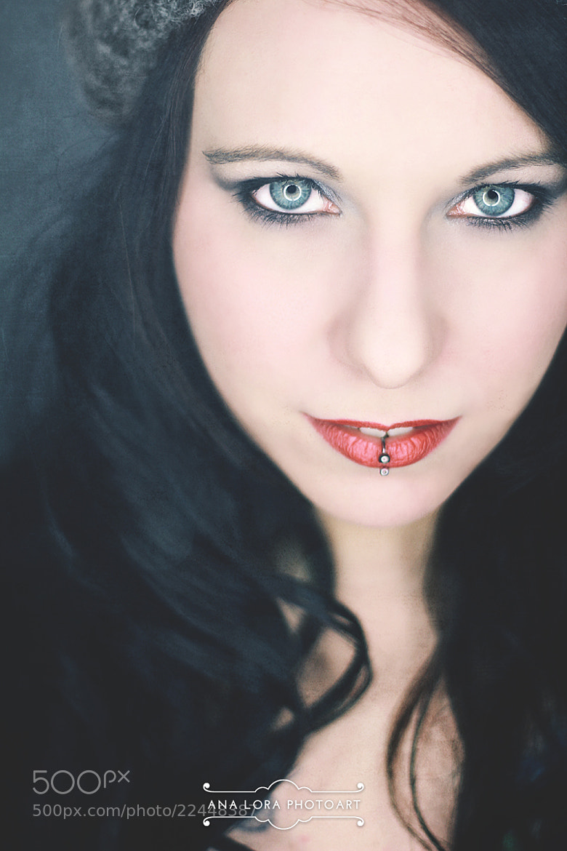 Photograph Mona by Ana Lora Photoart on 500px