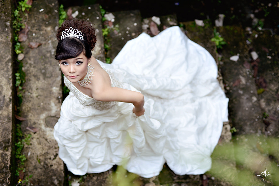 Photograph Hello.!! my Bride by 私は アンドリ on 500px