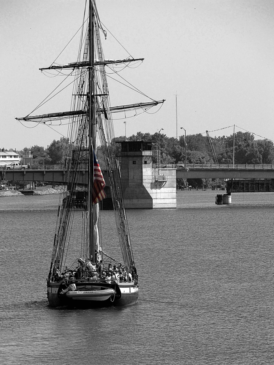 Photograph Sailing Away by Scott Hovind on 500px