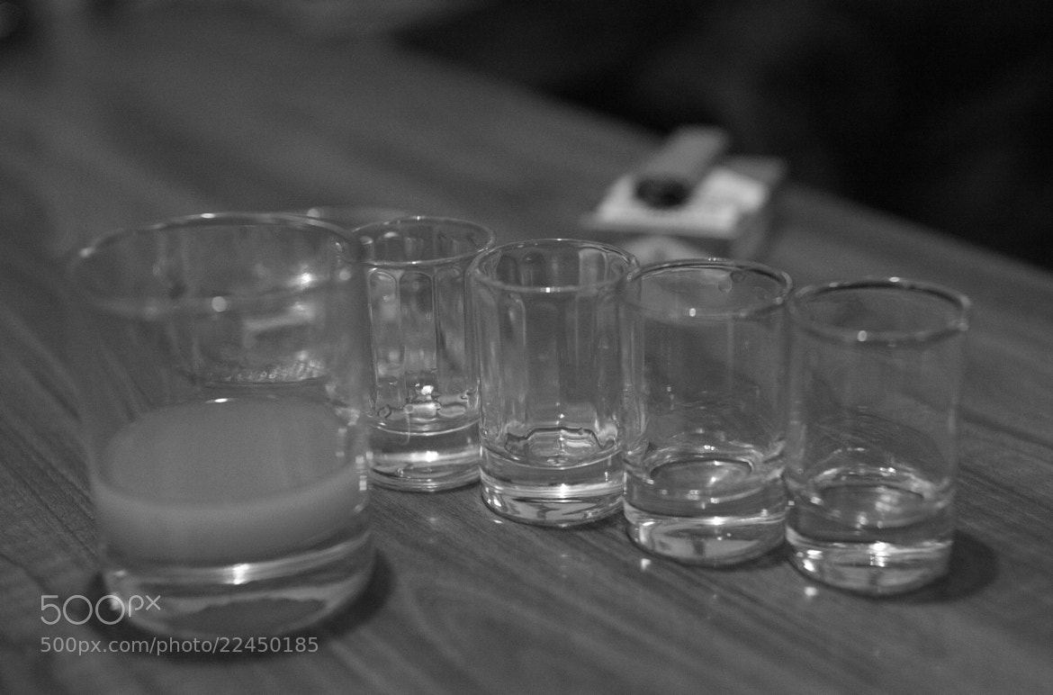 Photograph There were four vodka... by Zerg Uno on 500px