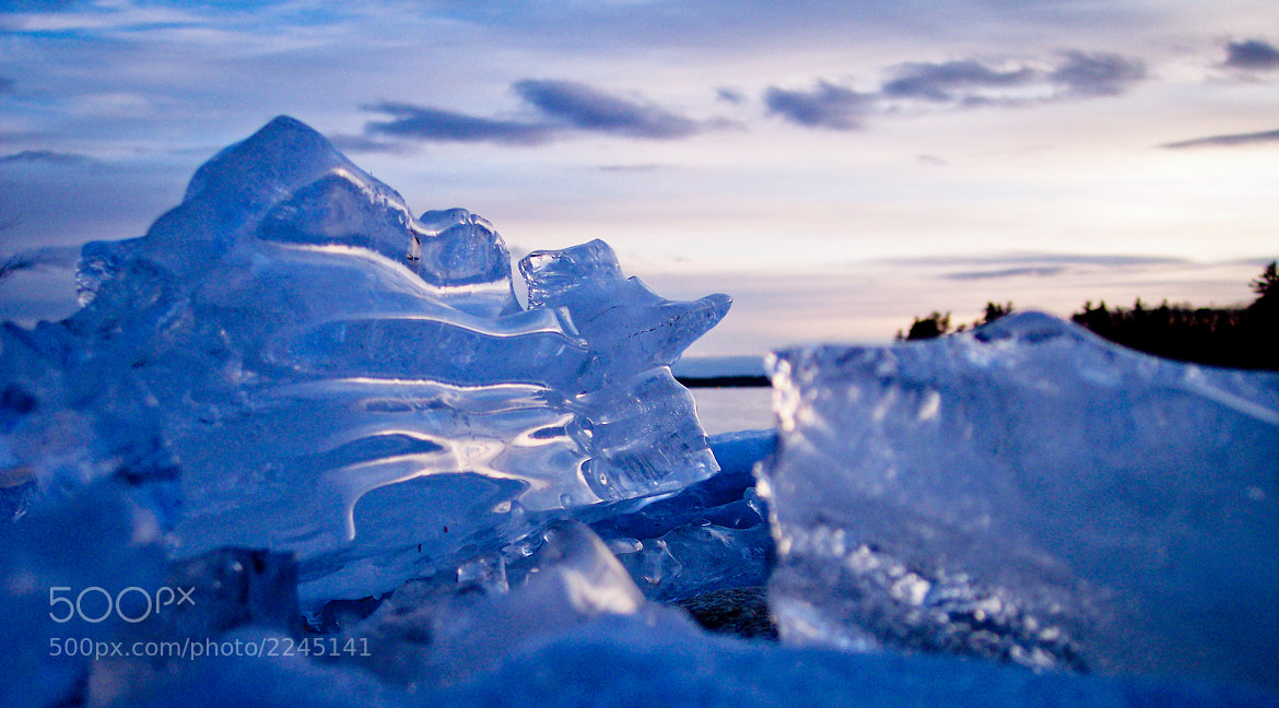Photograph ice by LaDonna Pride on 500px