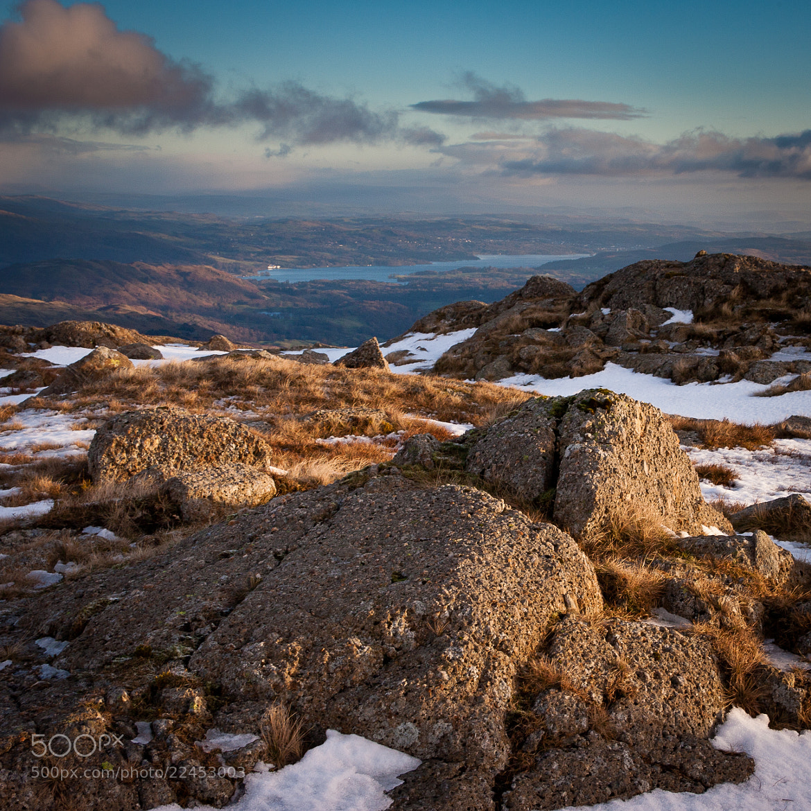 Photograph View from Pavey Ark by Andrew Briggs on 500px