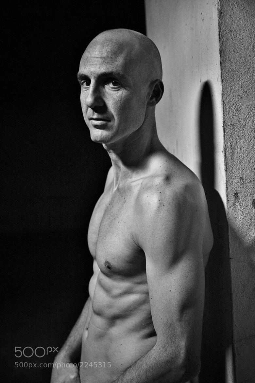 Photograph Pedro Top model man by Juan Vega on 500px