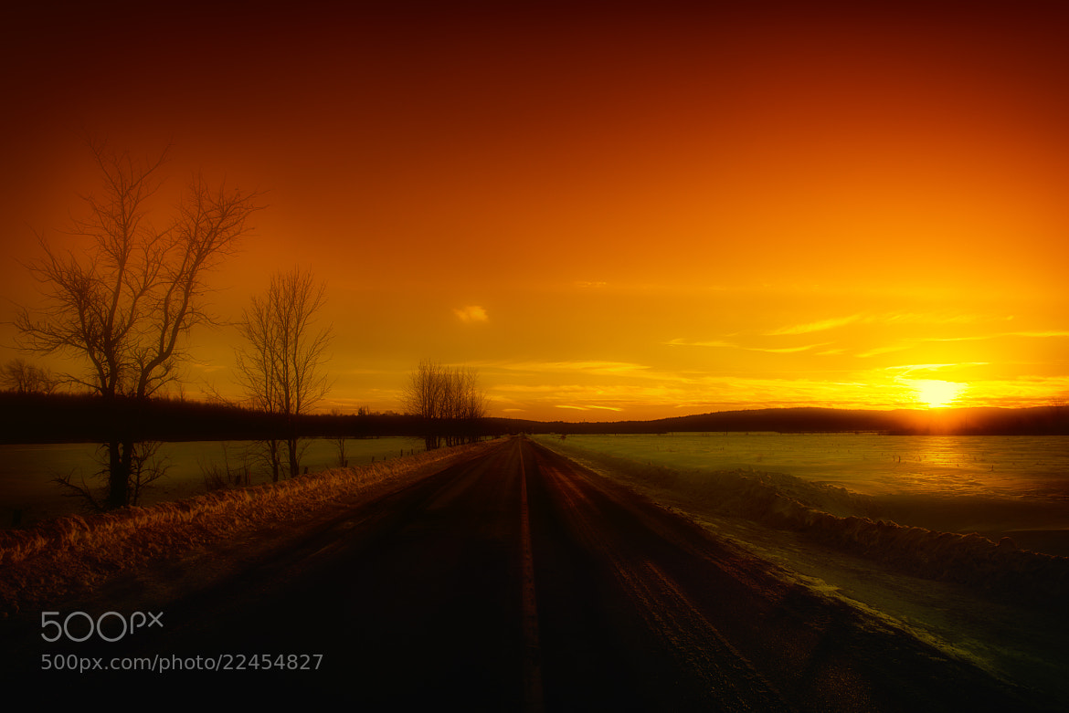 Photograph Take the Long Way Home by Chris Lockwood on 500px