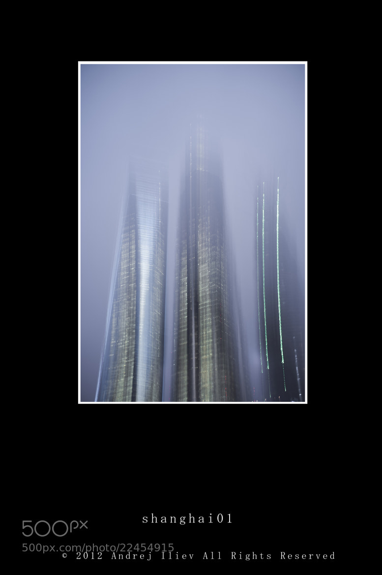 Photograph 3 skyscrapers by Andrej Iliev on 500px