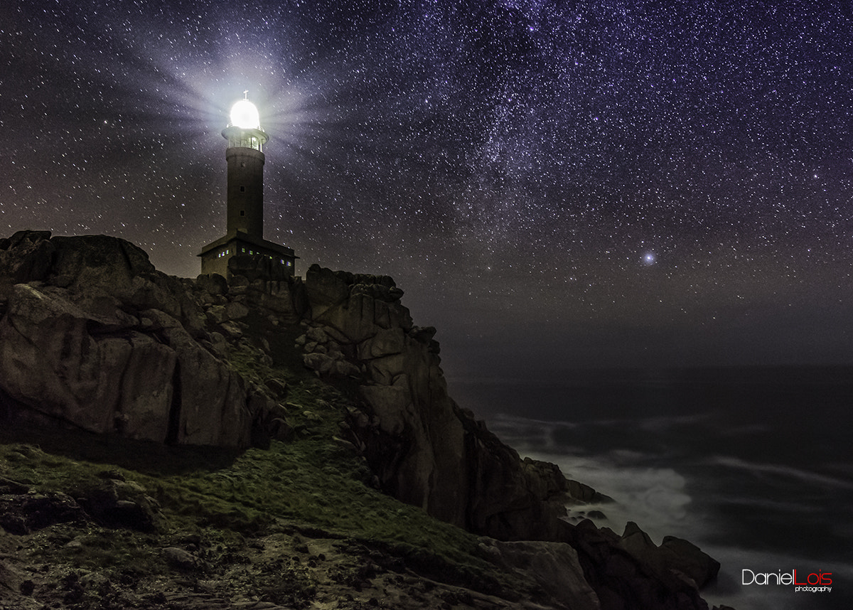 Photograph Lighthouse & Jupiter by Daniel Lois on 500px