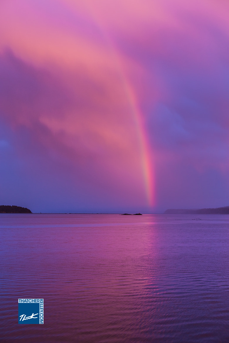 Photograph Rainbow on Fire by Thatcher Kelley on 500px
