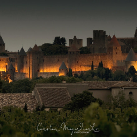 Carcassonne Pano
