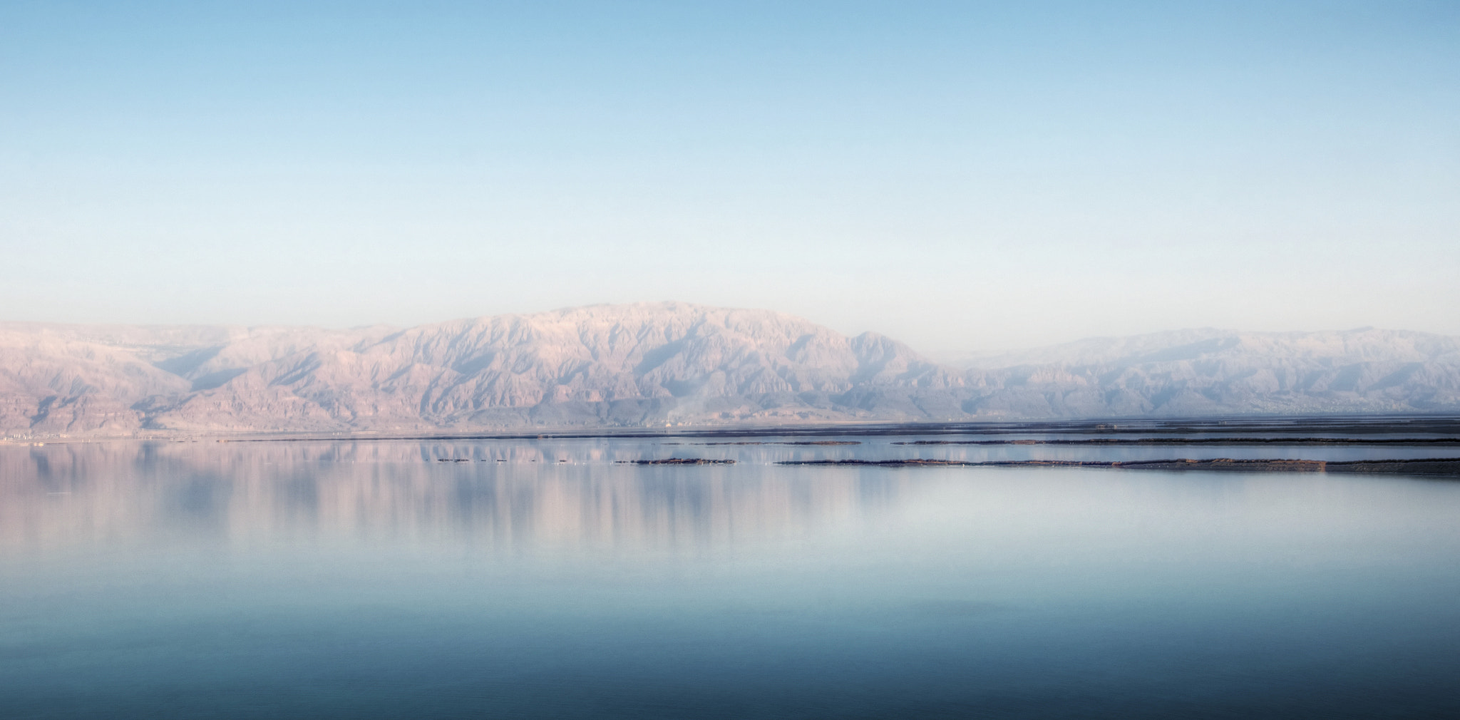 Photograph Dead Sea Serenity by Dan Goldberger on 500px