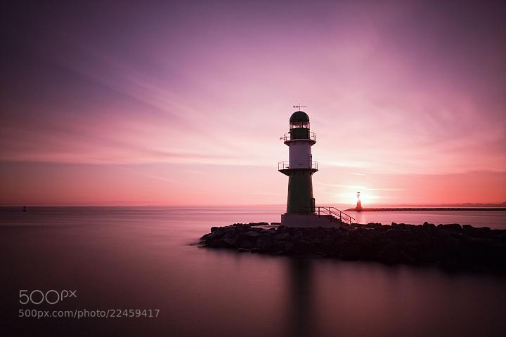 Photograph Warnemünde by hercegphotography on 500px