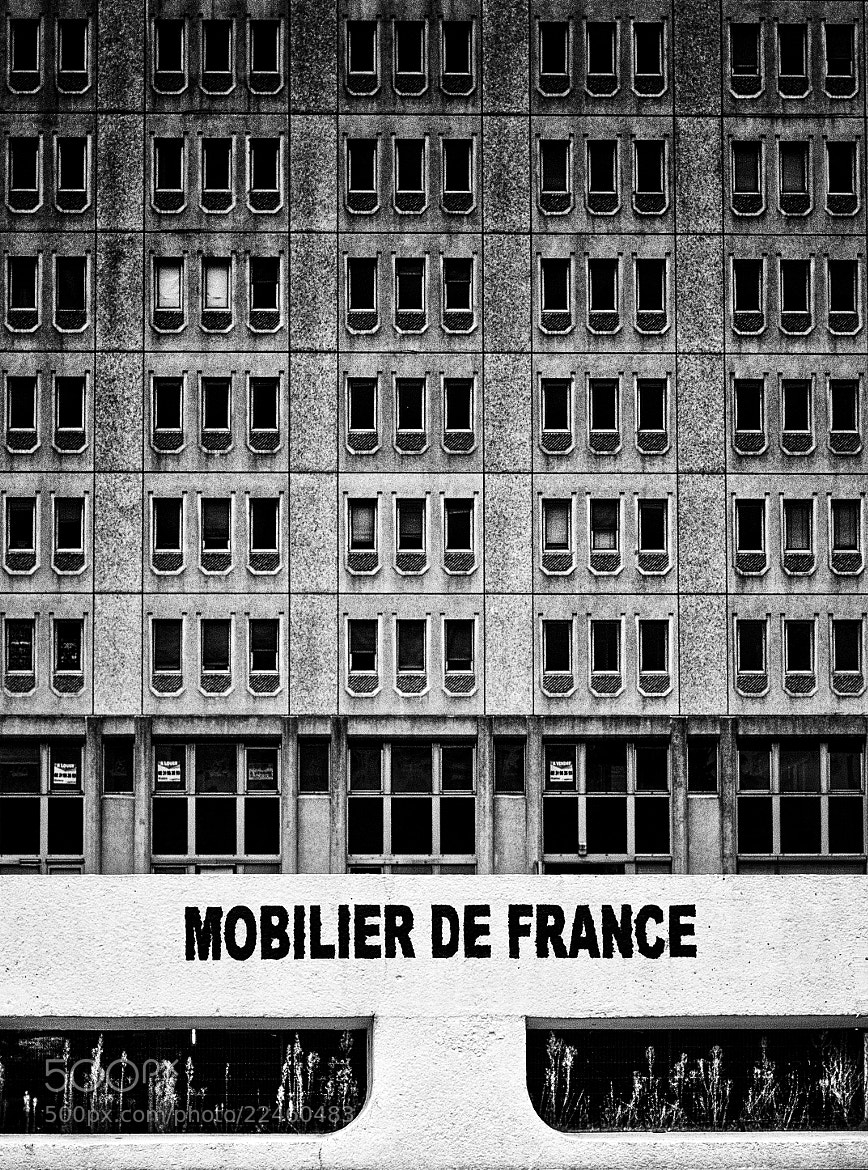 Photograph Mobilier de France  by Alexis Trespeuch on 500px