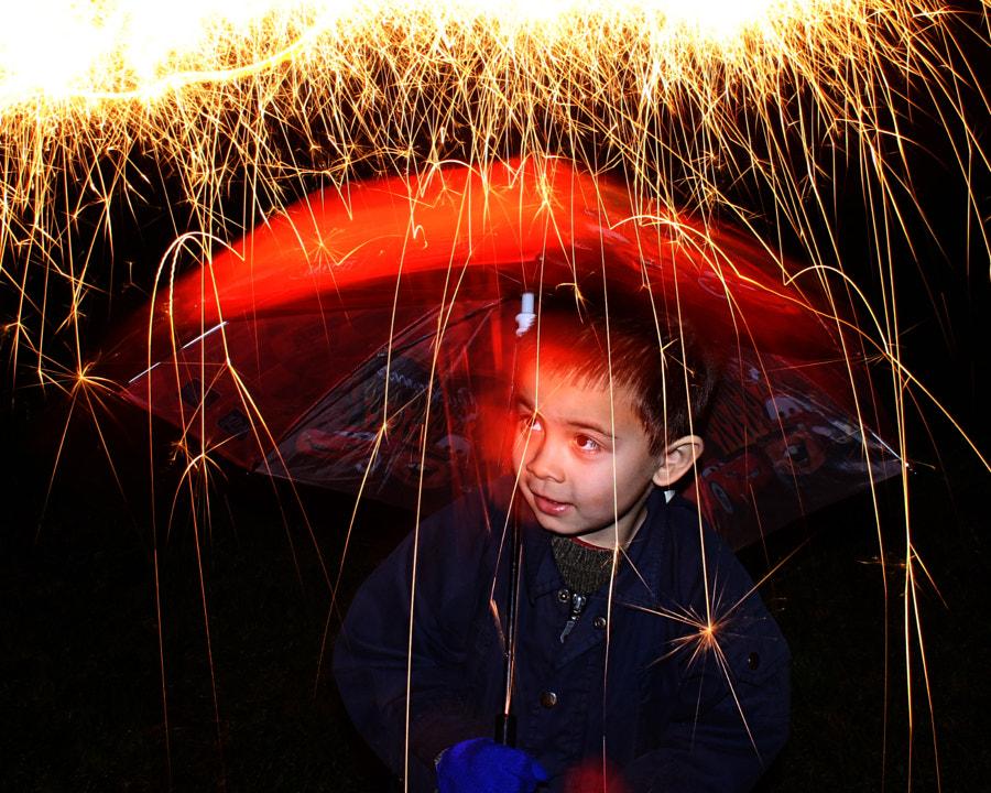 Sparkler Rain