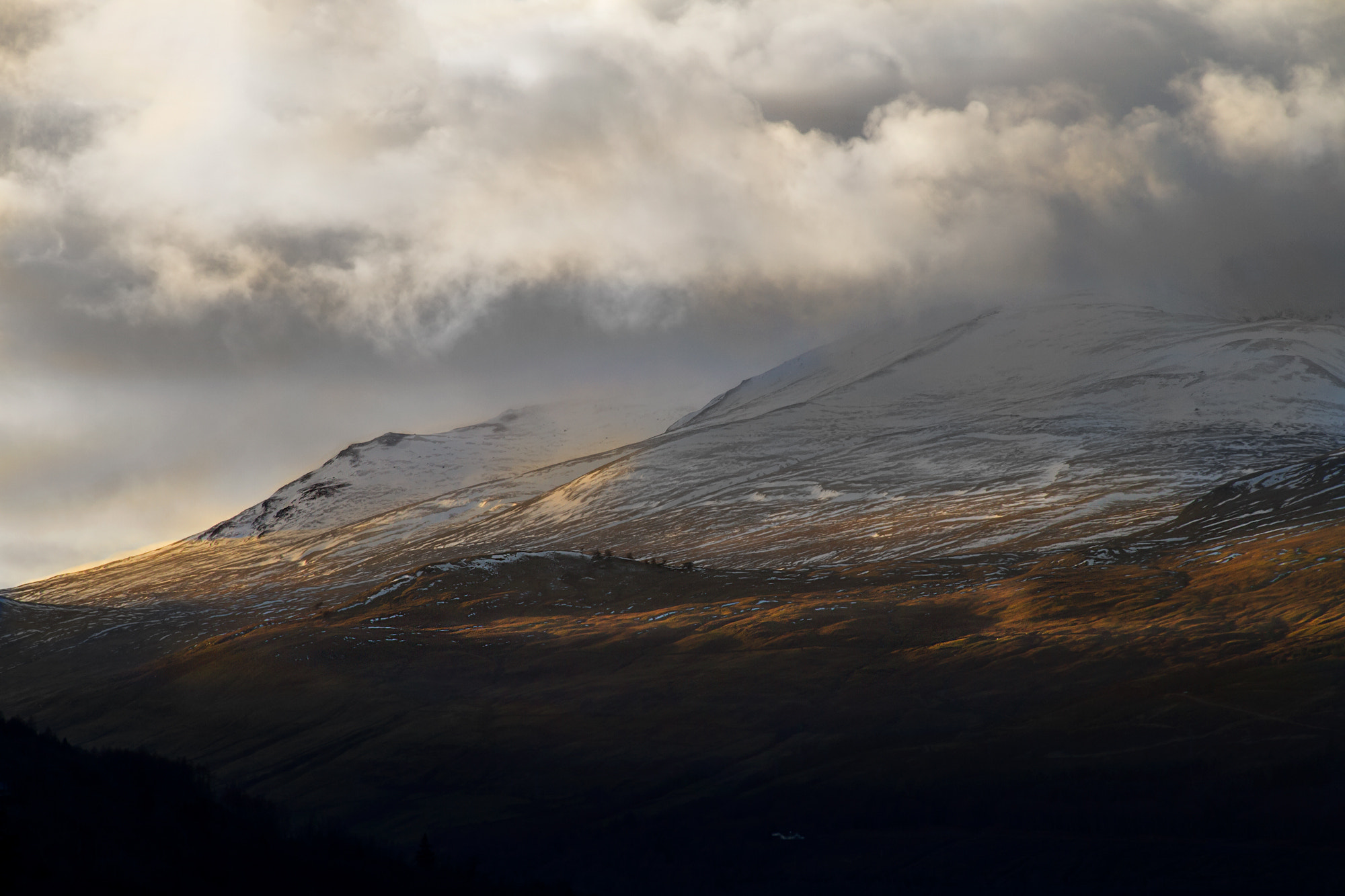 Photograph Ben Lawers by Alex Steven on 500px