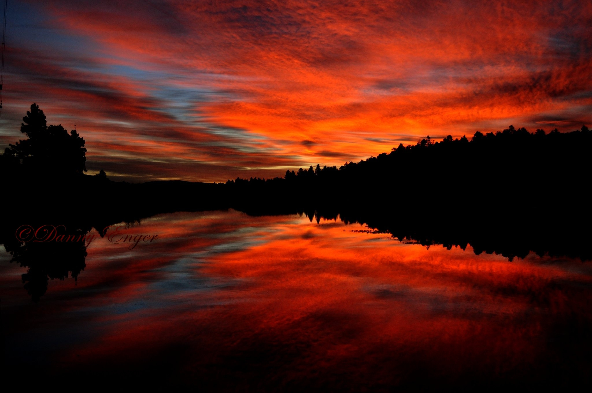 Photograph Sunrise by Danny Enger on 500px