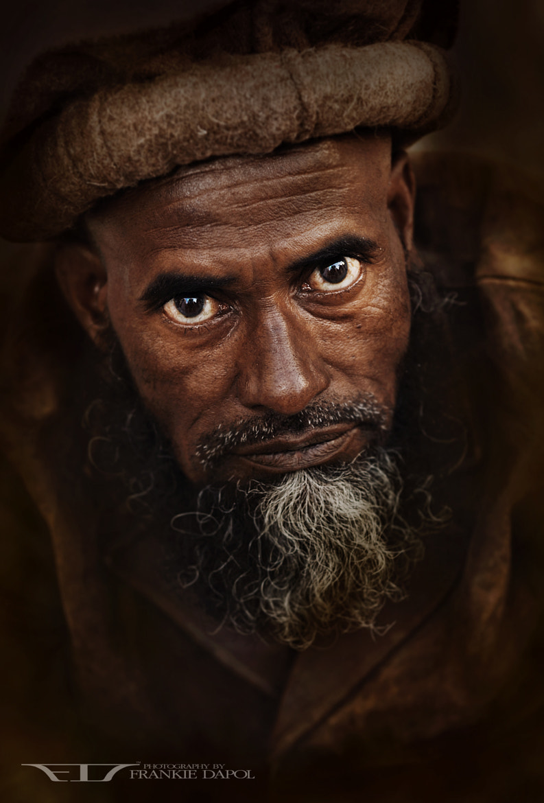 Photograph Brown Leather Man by Frankie Dapol on 500px