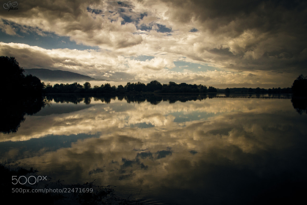 Photograph The Water Mirror by Jernej Kovac on 500px