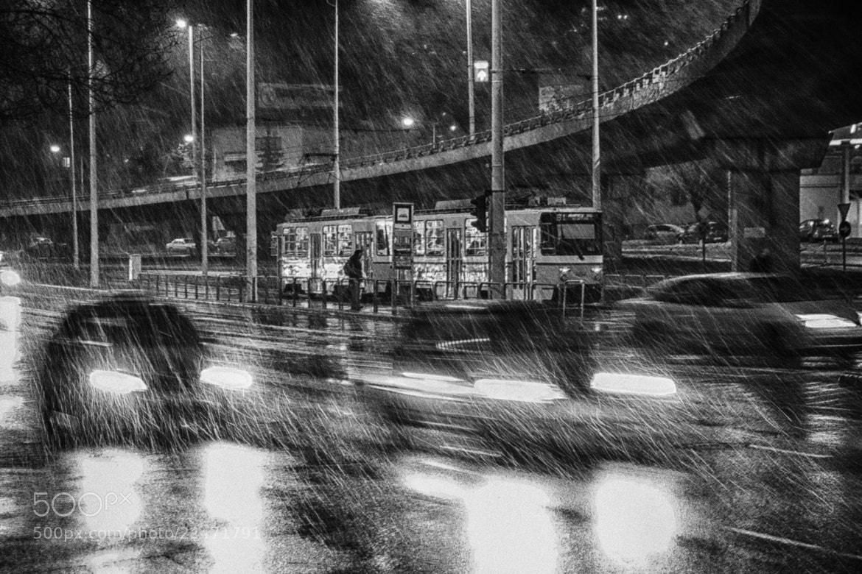 Photograph snow by Huszti  Attila on 500px