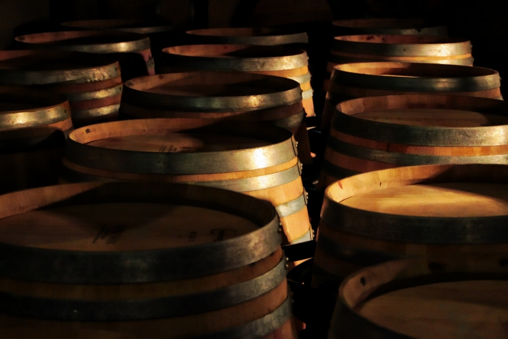 Photograph Wine Barrels by Carolyn Ford on 500px