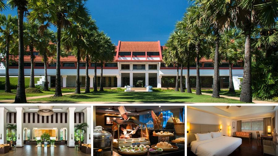 Le Meridien Angkor Siem Reap Hotel by Sai Karthik Reddy Mekala on 500px.com