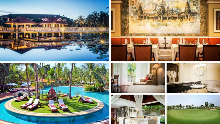 Sofitel Siem Reap Hotel by Sai Karthik Reddy Mekala on 500px.com