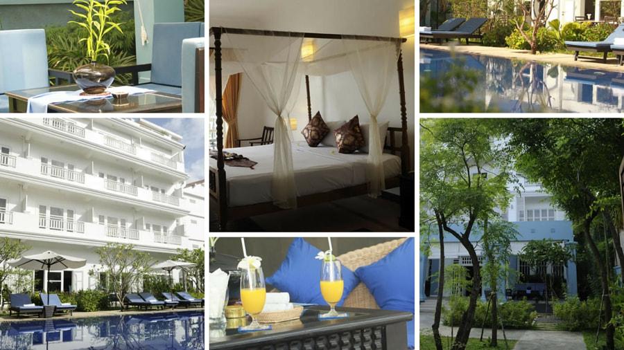 Frangipani Villa Hotel - Siem Reap Hotel by Sai Karthik Reddy Mekala on 500px.com