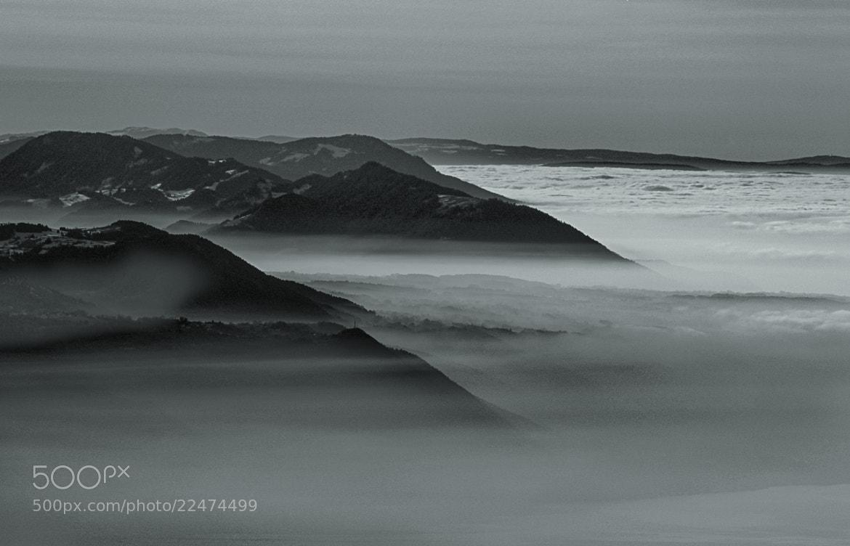 Photograph Sea of fog by Stephan Scherz on 500px