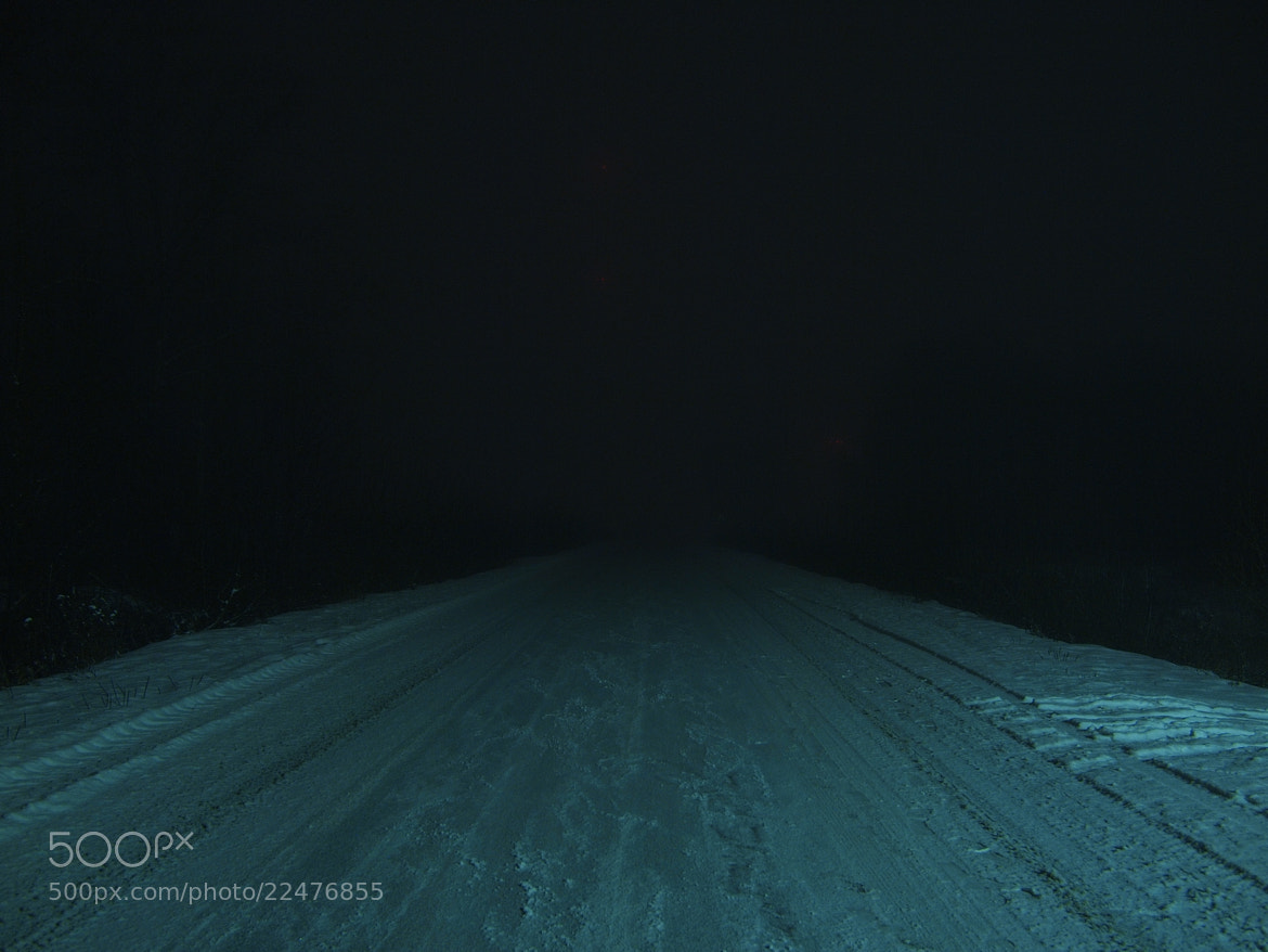 Photograph Road to nowhere by S-Obscure on 500px