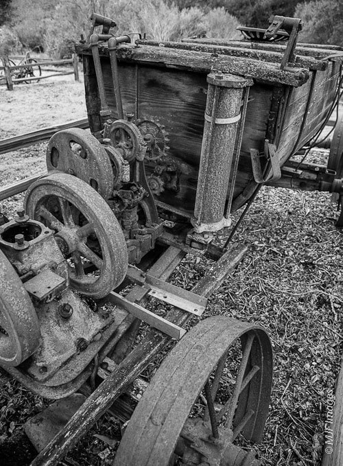 Photograph Old Farm Wagon by Michael Flaherty on 500px