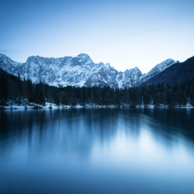 fusine, lake #1 by Fabrizio Gallinaro (fgallinaro)) on 500px.com