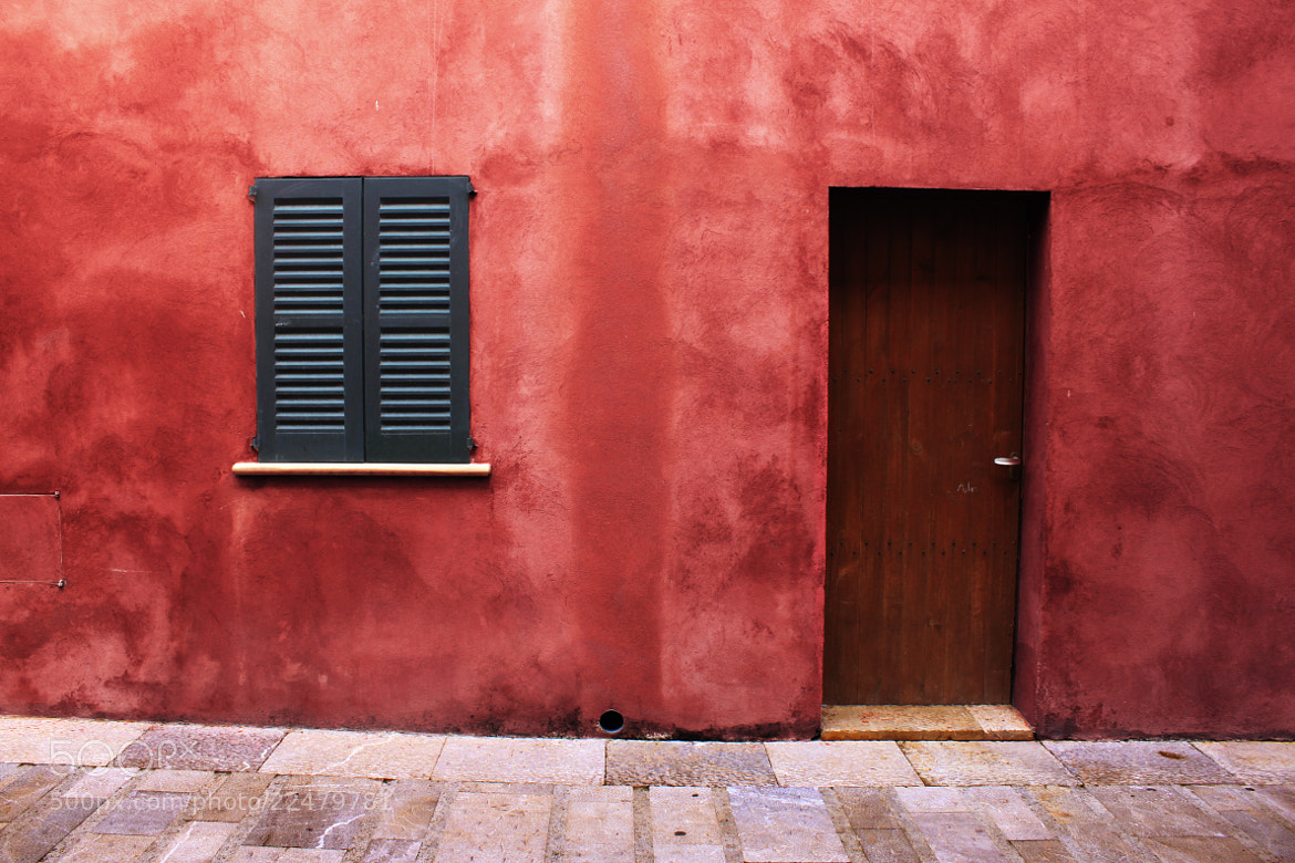 Photograph Homes in the Old Town of Alcudia by Majd Khaldi on 500px
