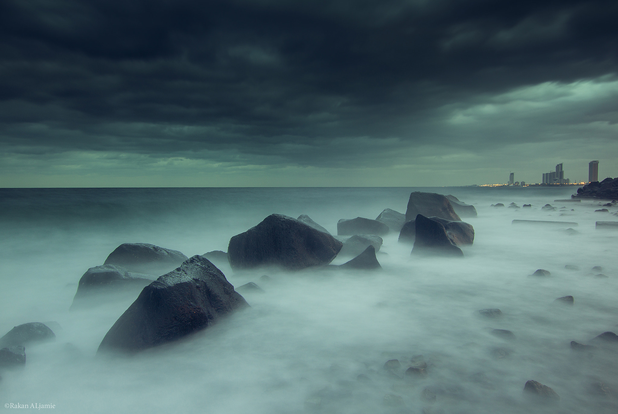 Photograph Jeddah city in a cloudy day by Rakan-j on 500px