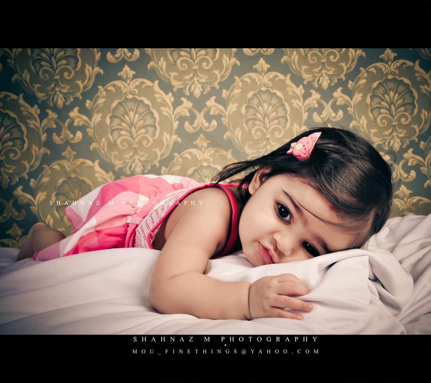 Photograph Pink Princess...(2) by Shahnaz M on 500px