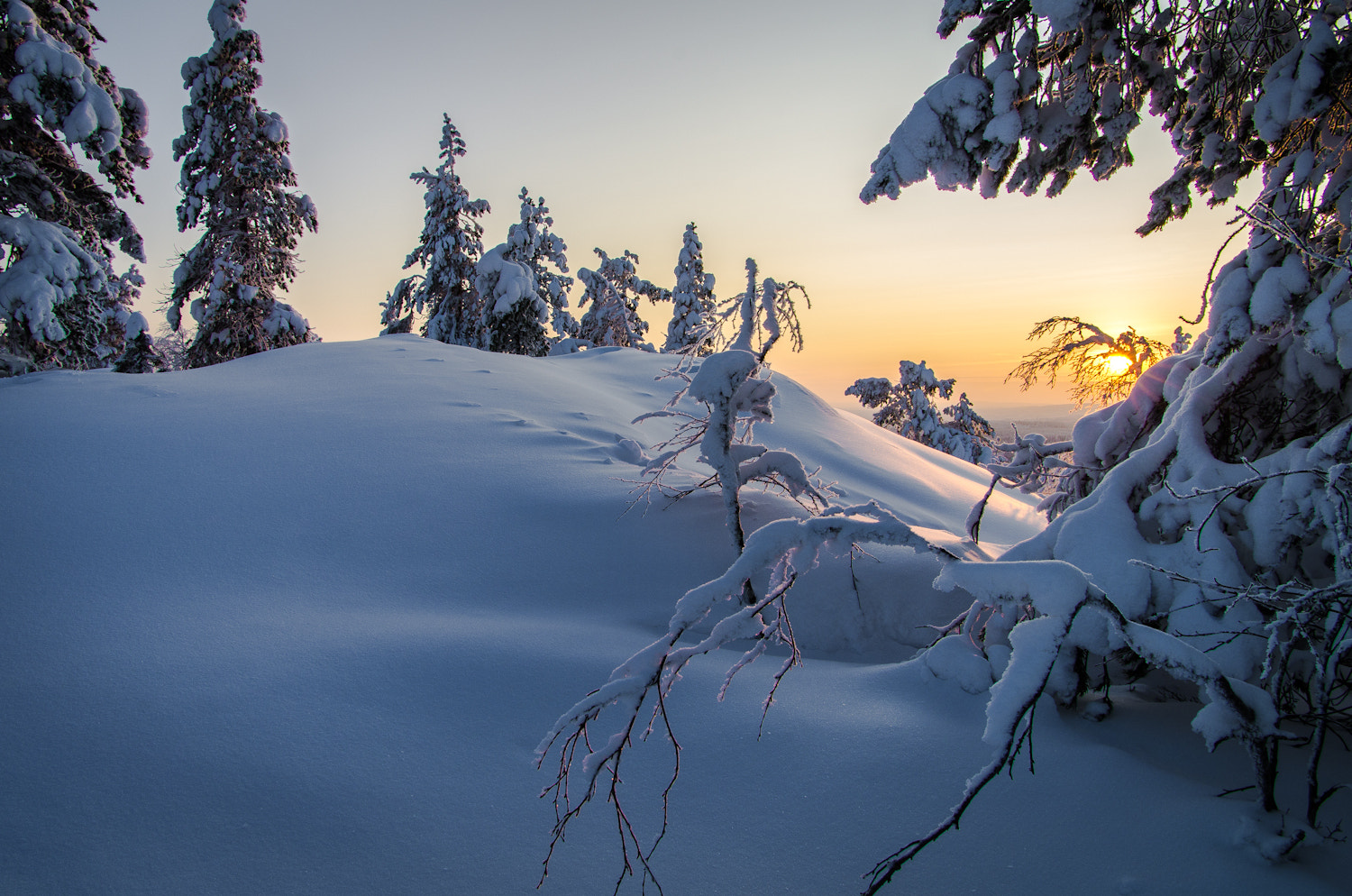 Photograph Pure White Snow by Marko Jortikka on 500px