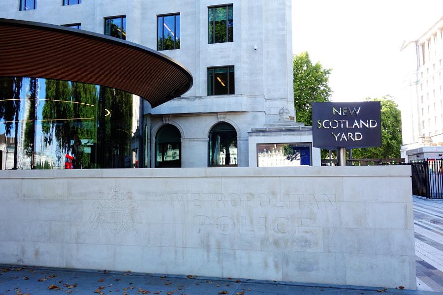 New Scotland Yard, London by Sandra on 500px.com