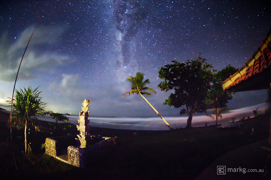Photograph Starry Night Indonesian Style by Mark Gee on 500px