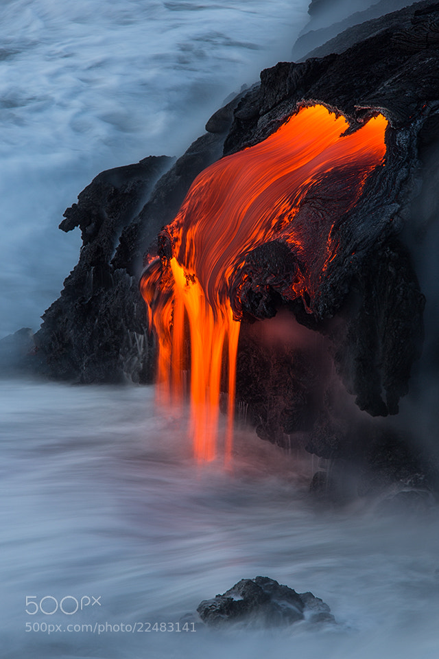 Photograph Hot & Cold by Tom Kualii on 500px
