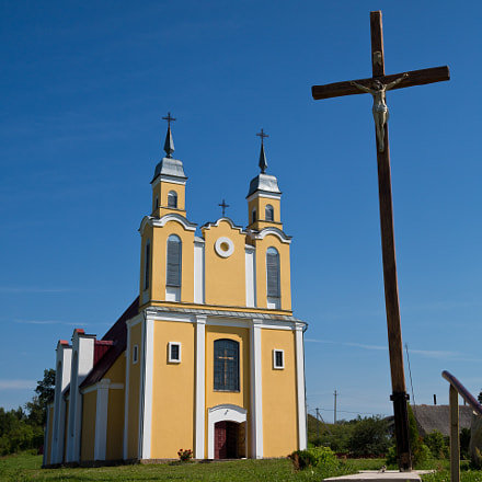 church in Krewo