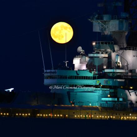 Battleship Full Moon