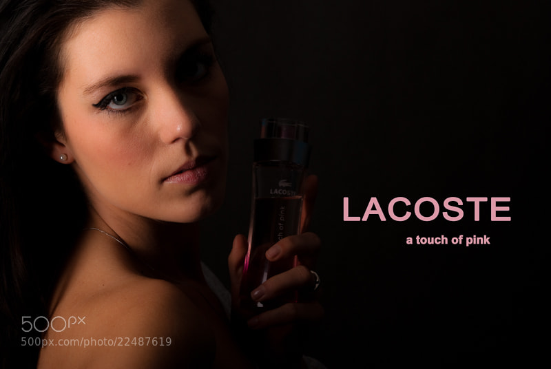 Photograph Lacoste a touch of pink by Jarno Pors on 500px