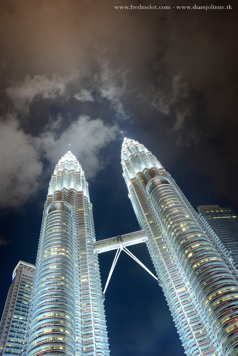 Photograph Petronas twin towers by Fred Melot on 500px