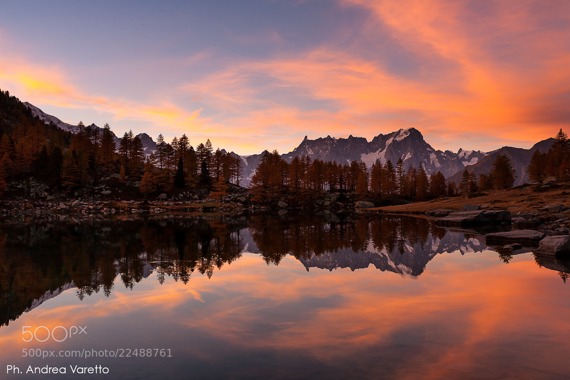 Photograph Fall reflections by Andrea Varetto on 500px