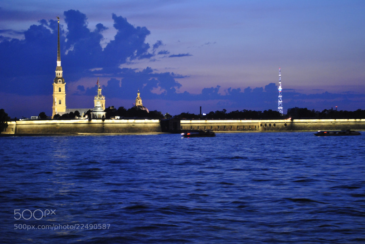 Photograph Peter and Paul Fortress by Ivan Morozov on 500px
