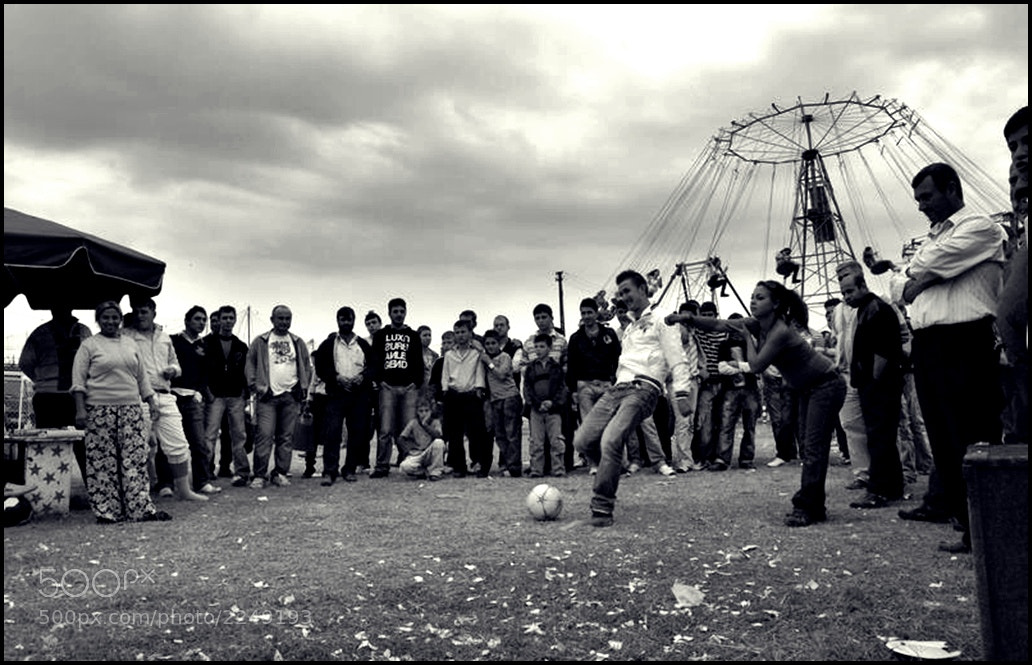 Photograph kaleye atış by Özcan Çeltikli on 500px