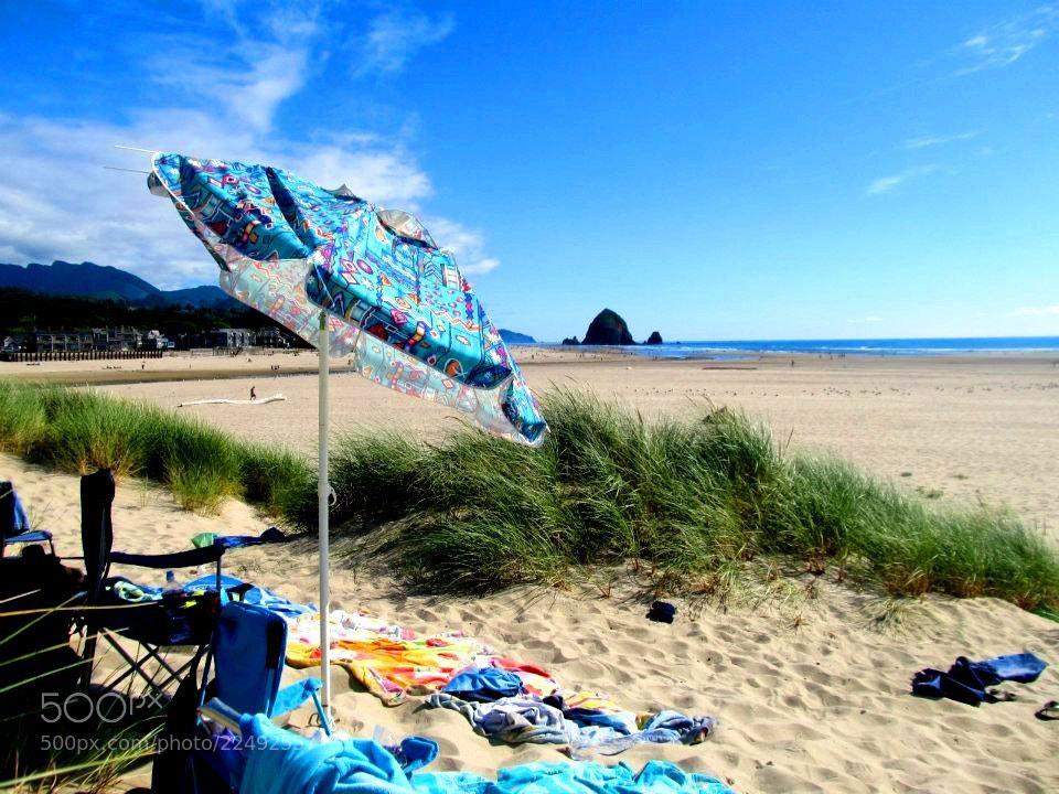 Photograph Beach Days by Hannah Grace on 500px
